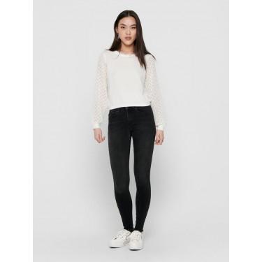 Jean skinny black